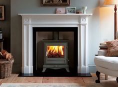 Chesney's Beaumont 8 Stove #multifuelstove #traditionalstove