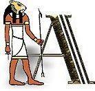 Escuela infantil castillo de Blanca: ABECEDARIO DE EGIPTO