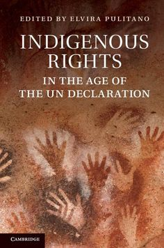 "Carroll, Clint. 2012. ""Articulating Indigenous Statehood: Cherokee State Formation and Implications for the UN Declaration on the Rights of Indigenous Peoples."" Pp. 143-171 in Indigenous Rights in the Age of the UN Declaration, edited by Elvira Pulitano. Cambridge University Press."