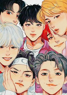 Are you ARMY? Or are you just keen on k-pop? Army Quiz App …bts Quiz Game - A. Bts Anime, Anime Boys, Bts Chibi, Foto Bts, Bts Kawaii, Fanart Bts, Bts Cute, Kpop Drawings, Bts Fans