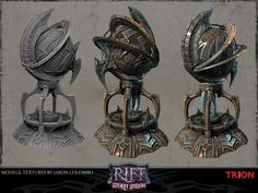Rift: Storm Legion - Art Dump - Polycount Forum