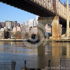 Bridge in new york america