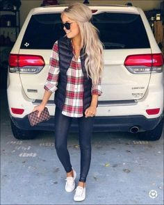 46 Beautiful Weekend Casual Outfits For Women letterformat.site The post 46 Beautiful Weekend Casual Outfits For Women letterformat.site appeared first on Casual Outfits. Perfect Fall Outfit, Casual Fall Outfits, Fall Winter Outfits, Autumn Winter Fashion, Casual Fall Fashion, Casual Winter, Winter Wear, Fall Fashion Vest, Stylish Outfits