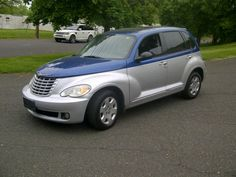 Used Chrysler PT Cruiser for Sale (with Photos) Pt Cruiser For Sale, Chrysler Pt Cruiser, Plymouth, Used Cars, Aunt, Old Photos, Luxury Cars, Iris, Chevrolet
