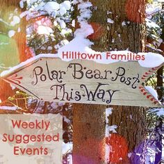 Suggested Events for January 30th-February 5th, 2016 | Hilltown Families