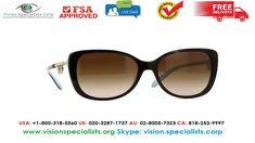 Tiffany TF4129 81343B Sunglasses