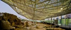 faceted metal canopy - Google Search