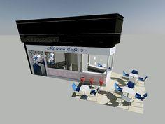 Cafeteria en Centro Comercial | Proyectos Reformas Locales Comerciales