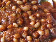 Fagioli tondini alla mediterranea – Vegan blog – Ricette Vegan – Vegane – Cruelty Free