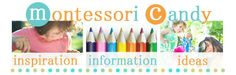 Montessori Candy: A place to share my homeschooling journey, learn, and encourage others along the way! http://www.montessoricandy.blogspot.com