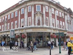Betty's, York - The only Tea and Cake Shop