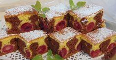 Rozi Erdélyi konyhája Sütemények is part of French toast - Healthy Snacks, French Toast, Cheesecake, Food And Drink, Yummy Food, Baking, Breakfast, Pastries, Nova