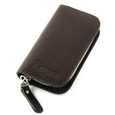 Hush Puppies Mens Key Holders Coin Purse - New Arrivals- - TopBuy.com.au