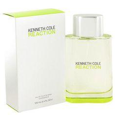 Kenneth Cole Reaction by Kenneth Cole - Eau De Toilette Spray 3.4 oz DB