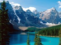 Motor Home Camping in the Canadian Rockies- Takes You Back to Nature posted on JUNE 22, 2013