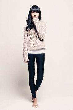 Sweater + Leggings
