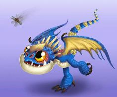 Stormfly ♡ I give good credit to whoever made this