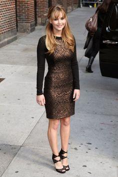 Photos: Jennifer Lawrence's Fiery Fashion Evolution | Vanity Fair