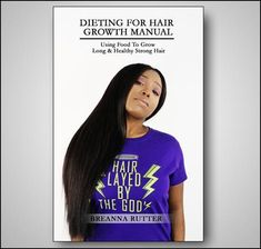 Dieting For Hair Growth Manual (Paperback)