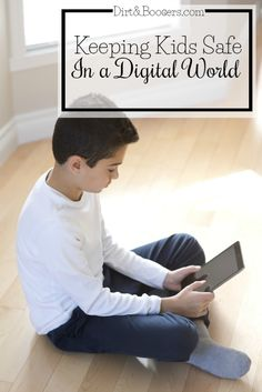 These are really smart ways to keep kids safe online.  I LOVE the last idea.  Some great parenting tips about kids online.
