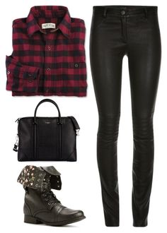 """""""Unbenannt #3399"""" by mund-tot ❤ liked on Polyvore featuring Givenchy, women's clothing, women, female, woman, misses and juniors"""