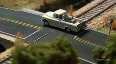 Κατασκευή δρόμου με υλικα Woodland Scenics ~ HOBBY TRAINS MAG