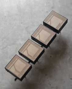 Les plus belles pièces de NOMAD St Moritz Mercado Moderno Rattan Furniture, Handmade Furniture, Furniture Decor, Modern Furniture, Furniture Design, Table Sofa, St Moritz, Interior Architecture, Interior Design