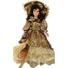 Find unique porcelain dolls at House of porcelain Dolls.The easy way to find beautiful collections of porcelain dolls. House of Dolls is One of the Internet's best gift shops specializing in Porcelain dolls. Victorian Dolls, Antique Dolls, Vintage Dolls, Madame Alexander, Doll Toys, Barbie Dolls, Bjd, Vintage Porcelain Dolls, Dolly Doll