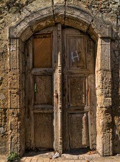 Antique Door, via Flickr.