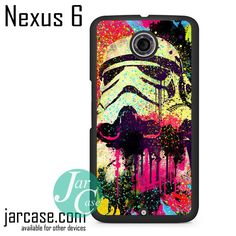 Star Wars Art Trooper 2 Phone case for Nexus 4/5/6