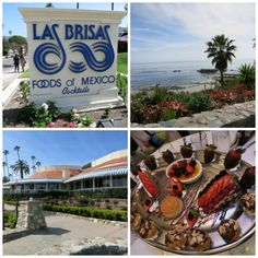 Things to see & do in Laguna Beach Las Brisas is next to our apt. in Laguna! Fun place to have cocktails.