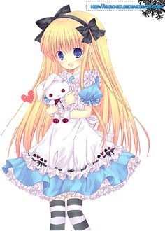 alicia kawaii - anime - Buscar con Google