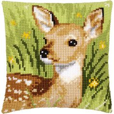 Fawn Cushion - The Fox Collection