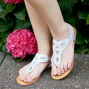 Take a look at the Snazzy, Standout Sandals event on #zulily today!