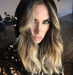 "38.8 tisuća Likes, 160 Comments - Melissa Satta-Boateng (@melissasatta) on Instagram: ""Feeling rock 😜 nice shooting yesterday for @ghdhairitalia 👍🏻"""