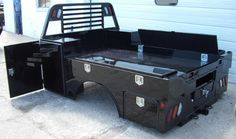 Utility truck bed ideas 25 New Ideas Custom Flatbed, Custom Truck Beds, Custom Trucks, Truck Flatbeds, Truck Boxes, Truck Camper, Truck Parts, Cool Trucks, Big Trucks