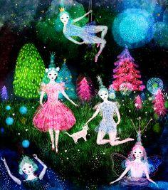 cirque de nuit by dansedelune.