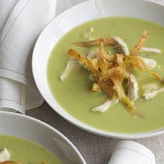 ... Chicken Avocado Soup on Pinterest | Chicken avocado soup, Avocado soup