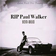 iStars: Zemřel herec Paul Walker z Rychle a zběsile. R.I.P.