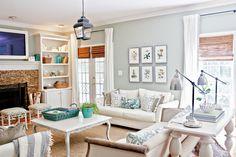 Living room // GusAndLula