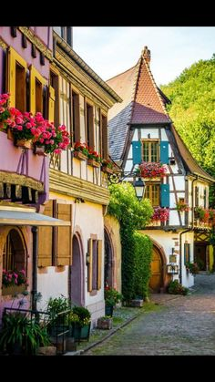 Kaisersberg, France!!