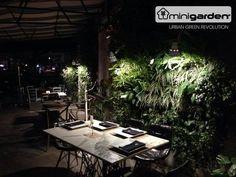 vertical indoor Garden | Minigarden @ urban kraut shop    #urbangardening #verticalfarming