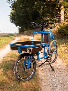 Piratecyclex Lastenrad