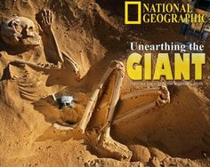 """Giant Nephilim graveyards have been discovered across North America and were published in """"The Nephilim Chronicles: Fallen Angels in the Ohio Valley."""" Description from pinterest.com. I searched for this on bing.com/images"""