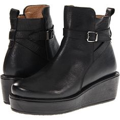 Cordani - Quince (Black) - Footwear -  Cordani  Quince (Black)  Footwear 6pm.com is proud to offer the Cordani  Quince (Black)  Footwear: Get cozy this season with these chic Cordani platform boots for a day of fashionable adventure. ; Leather upper. ; Pull-on design with side-zip closure. ; Pull tab at...