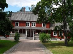 old manor house Helsinki, Finland, House, Home, Homes, Houses