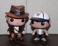 Custom Funko Pop Vinyl Indiana Jones and Short Round | eBay