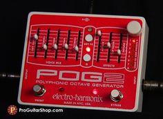 Electro Harmonix POG2 Polyphonic Octave Generator