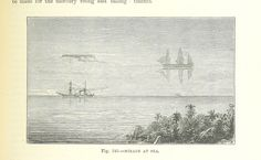 """Image taken from:  Title: """"[Our Earth and its Story: a popular treatise on physical geography. Edited by R. Brown. With ... coloured plates and maps, etc.]"""" Author: BROWN,…"""