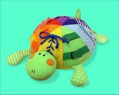 no pattern but cute idea. dress me turtle